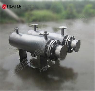 氮气guan式加热器